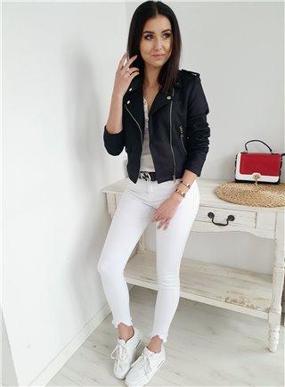 Košile s holými rameny black 1537