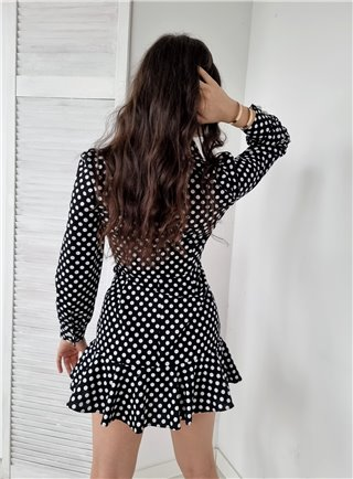 Mint  šaty vytlačené 25108