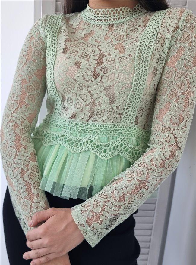 Letní šaty s páskem B 5177