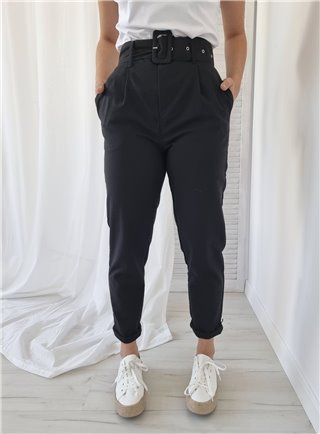 Jeans baggy knofliky 281
