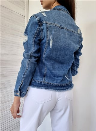 Komplet sukně + top FLOWER brown 2831