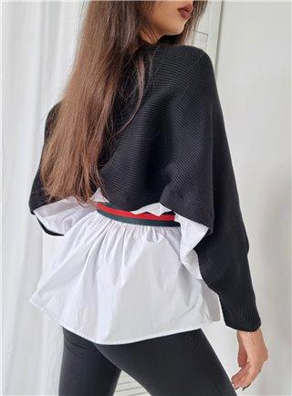 Kabát VIVIEN grigio 9858