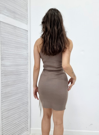 Šaty CHARLOTTE nero 5210